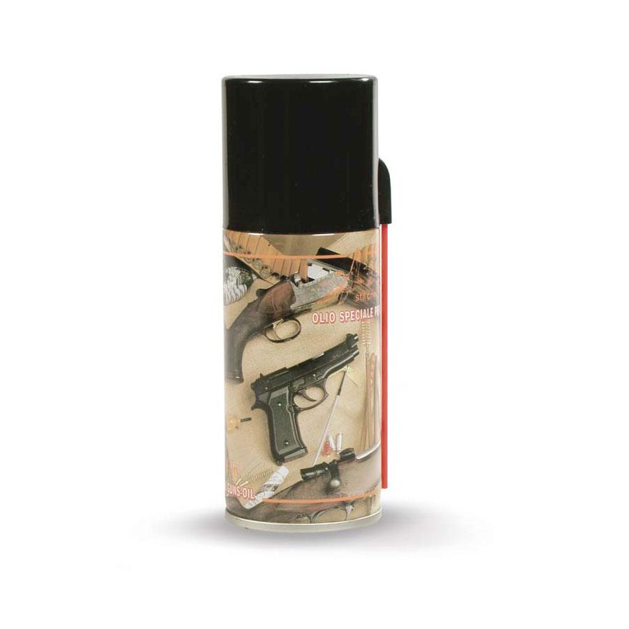 Olio lubrificante e protettivo spray 125ml